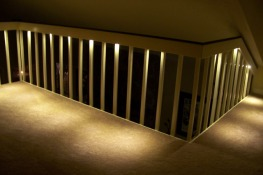 LED-recessed-lights-balcony